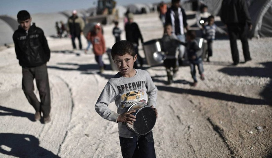 Syrian Children Remain World Leftovers