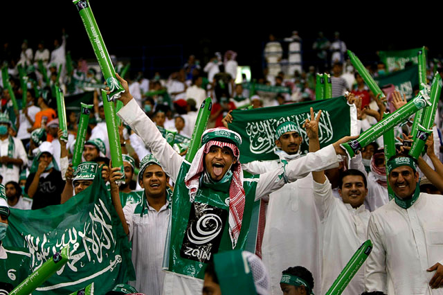 Saudi Arabia Uses Soccer To Isolate Iran‏, Saudi Arabia Uses Soccer to Isolate Iran‏