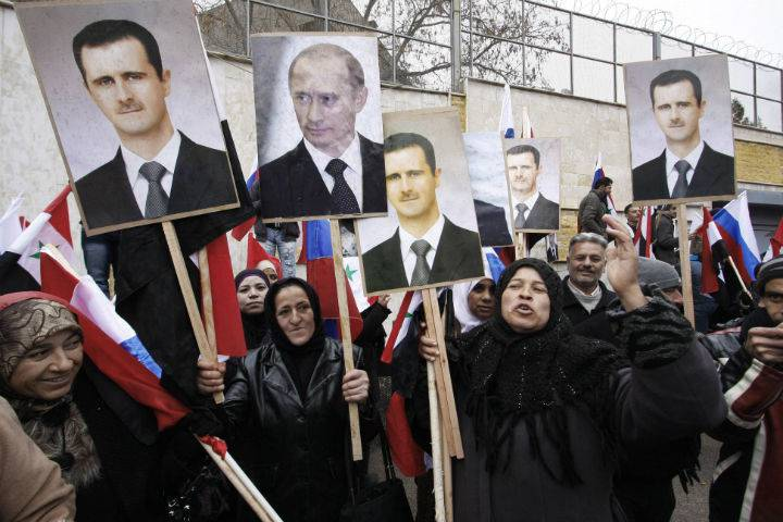 Russia must now be taken seriously as a major player on the Middle East scene.