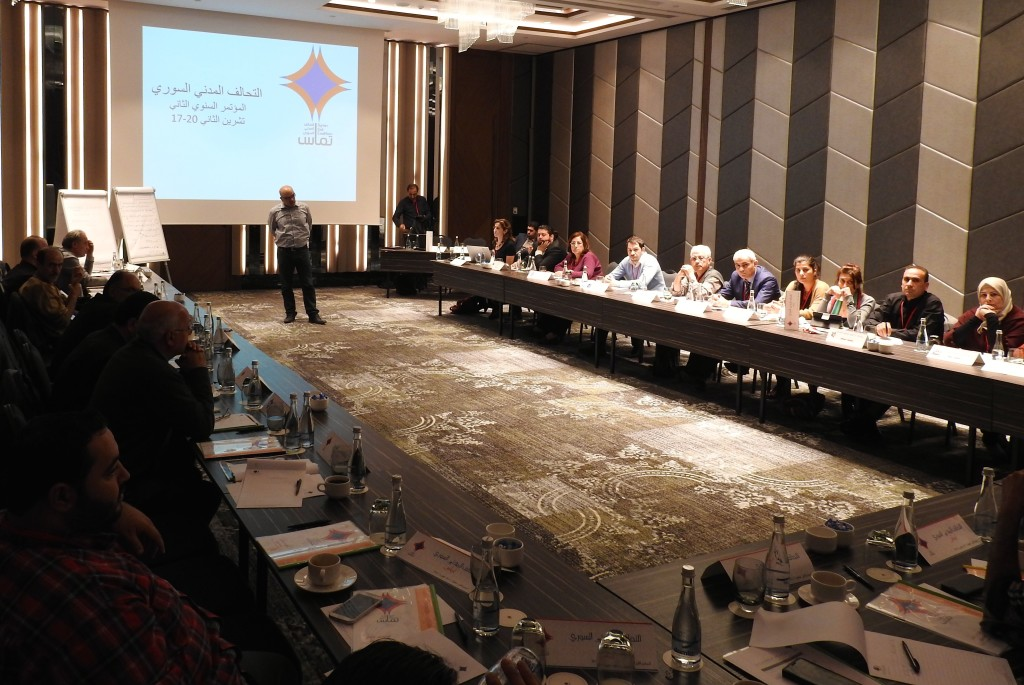Values Disintegrate Civil Society Coalition in Syria, Values Disintegrate Civil Society Coalition in Syria, Middle East Politics & Culture Journal