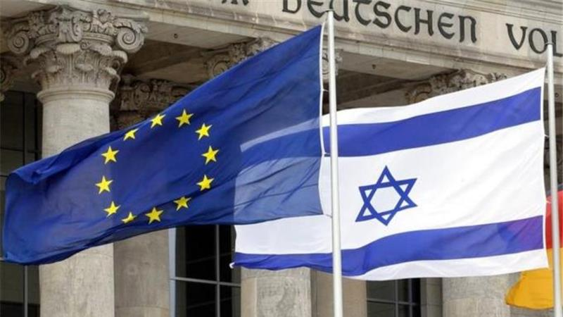 EU's Standing Against Israeli Policy of Occupation Image ©: EPA @mpc-journal.org