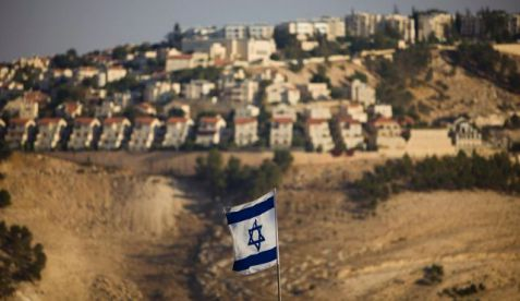 Israeli Settlement Trajectory mpc-journal.org