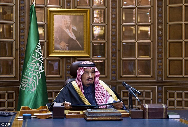 King Salman's First Year, King Salman's First Year