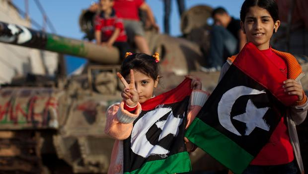 Libya – Something Should Be Done Image ©:AP PHOTO/RODRIGO ABD