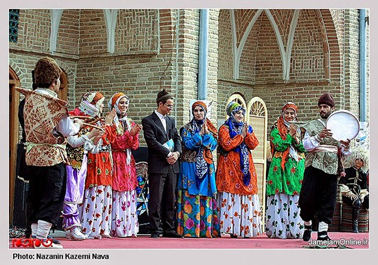 Nowruz-exhibition-in-Iran-3 - The Concept of Iran and Iranian Cultural Sphere MPC Journal