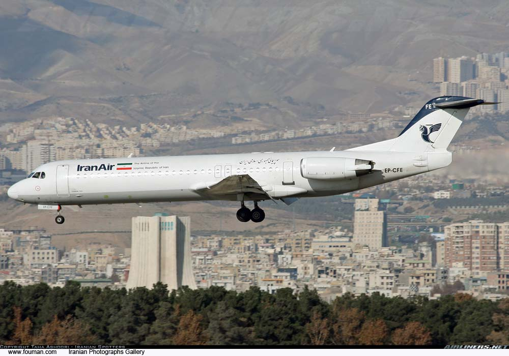Iran and the air transport mpc-journal.com