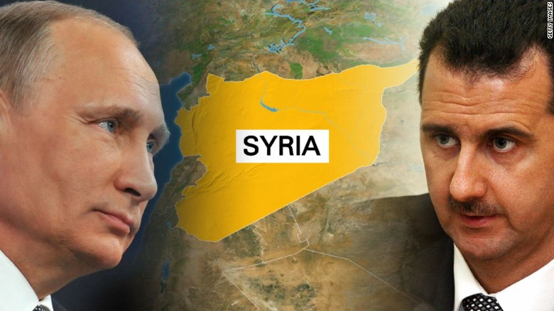 Putin's Task in Syria Image©:Getty Image mpc-journal.org