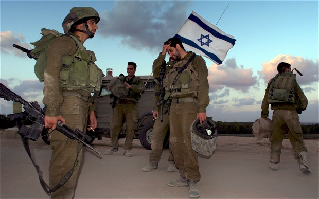 Israeli-army_Photo: EPA - MPC Journal