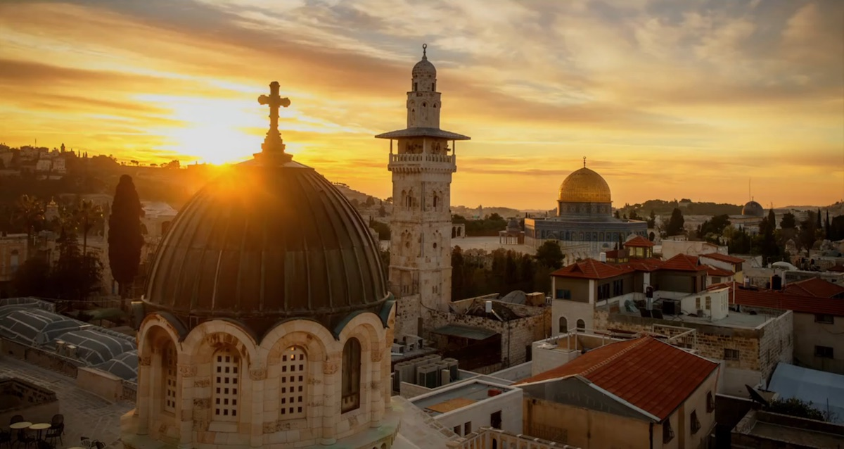 The Truth International Law Proclaims About Palestinian Territories: Jerusalem (Part Two) - Jerusalem Skyline Photo - Consulate general of Israel  - MPC Journal