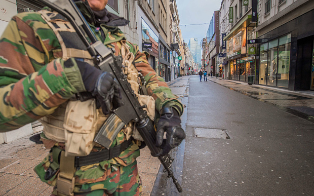 Terrorist Attacks in Brussels – A Clash of What?, Terrorist Attacks in Brussels – a Clash of What?