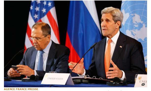 Cessation of Hostilities in Syria – Was John Kerry Outplayed? - MPC Journal - Rick Francona - Cessation of Hostilities in Syria – Was John Kerry Outplayed?