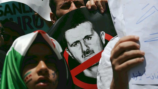 Syria - MPC Journal - bashar-al-assad