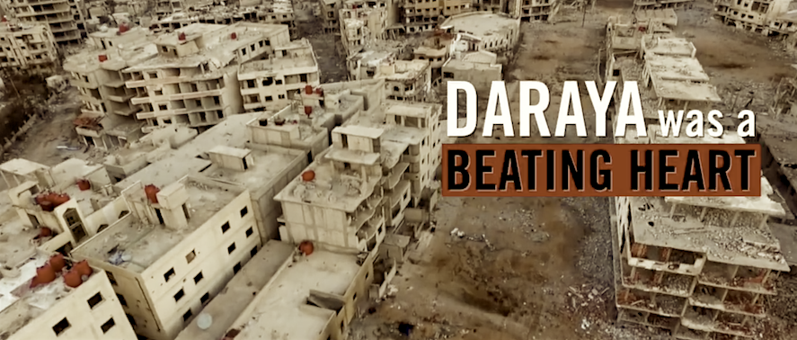 daraya - syria starvation