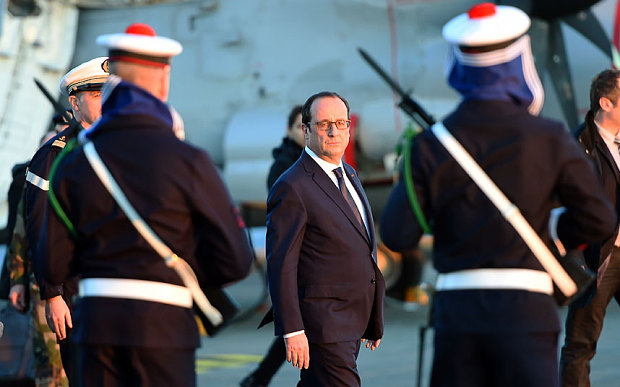 What is France up to in the Middle East?, What is France up to in the Middle East?