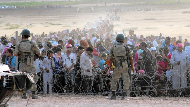 Europe's Refugee Crisis: Grapple With Complexity We Must, Europe's Refugee Crisis: Grapple With Complexity We Must