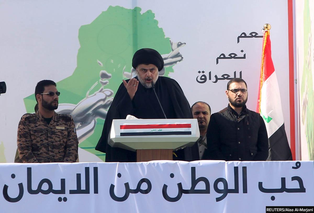 Muqtada Al-Sadr Flexes His Political Muscles, Iraq: Muqtada Al-Sadr Flexes His Political Muscles