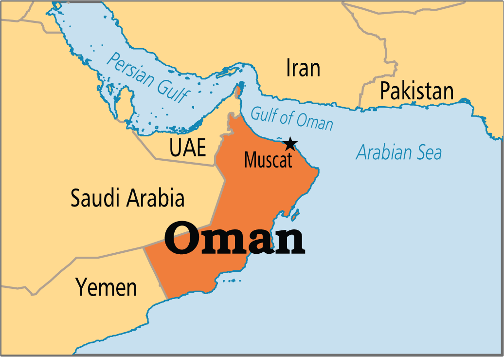 oman-MMAP-md - Oman in Divided Region - MPC Journal