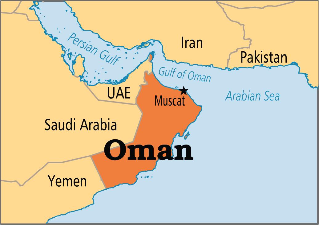 Oman in Divided Region, Oman in Divided Region