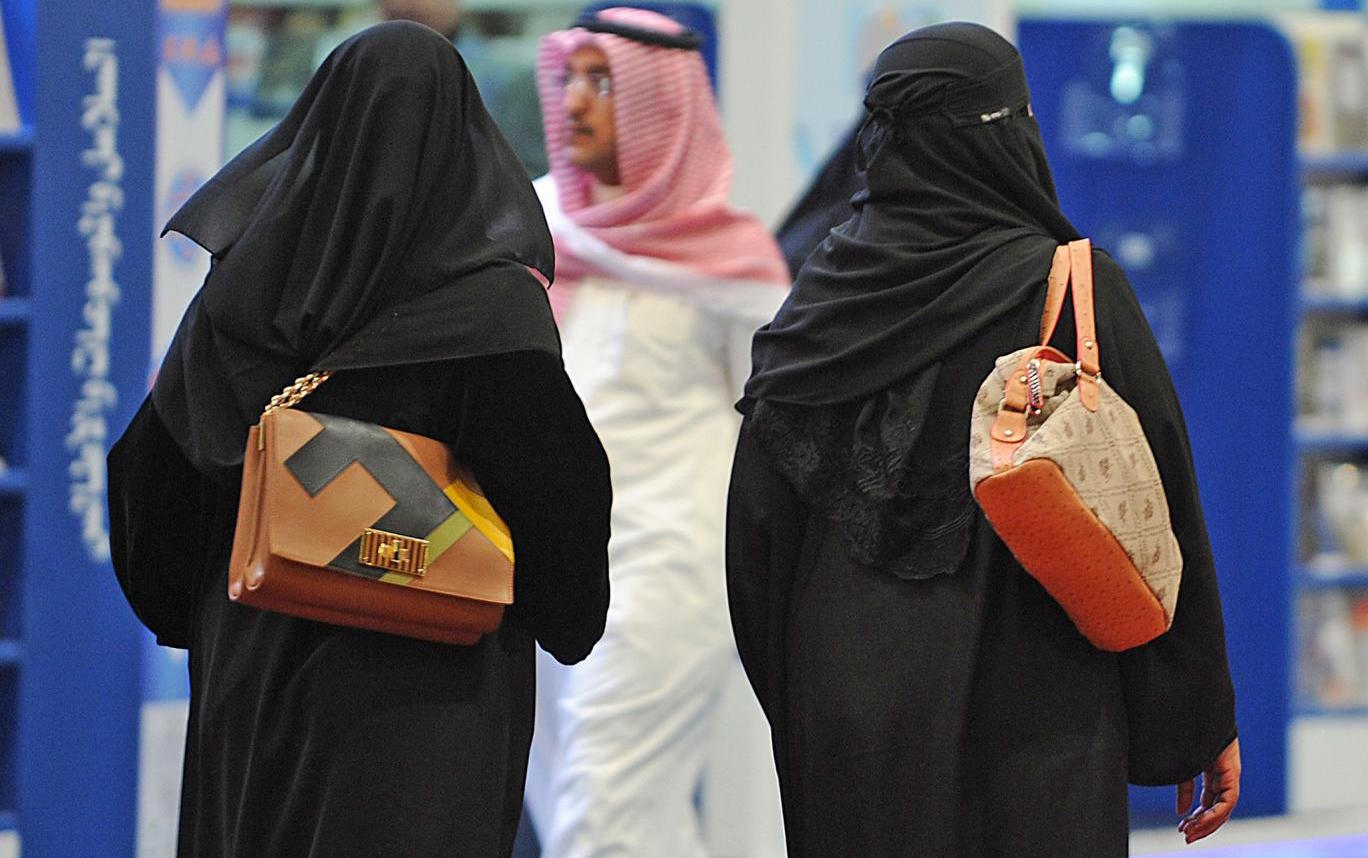 web-saudi-women-betty - Women Face Jail for Checking Husband's Phone in Saudi Arabia