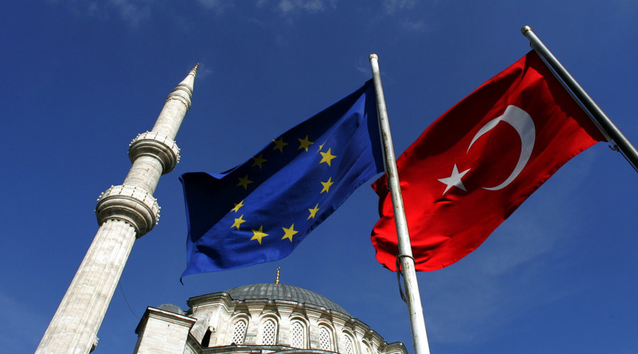 © Fatih Saribas / Reuters - MPC Journal - The Quandary of Turkey's EU Bid