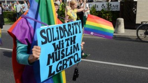 US Muslims and Evangelicals on Homosexuality