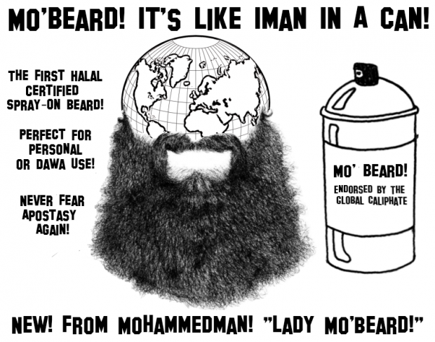MensBeards - Men's Hair Takes Centre Stage in Battle Over Legitimacy of Political Islam - MPC Journal