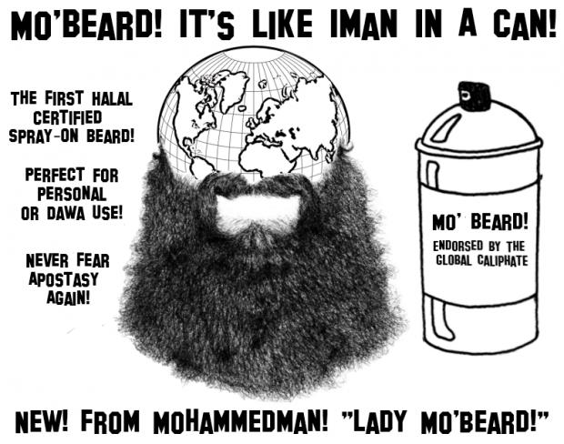Men's Hair Takes Centre Stage in Battle Over Legitimacy of Political Islam, Men's Hair Takes Centre Stage in Battle Over Legitimacy of Political Islam
