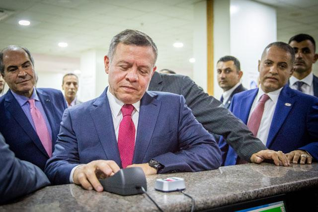 King-(7) - Jordan Removes Religion From New ID Cards