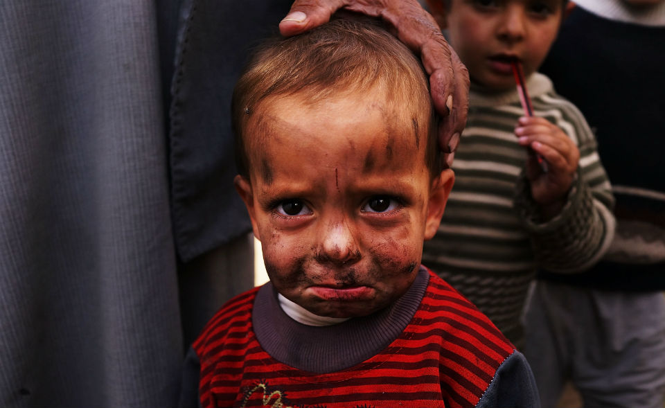 Syria's Refugee Children Have Lost All Hope, Syria's Refugee Children Have Lost All Hope