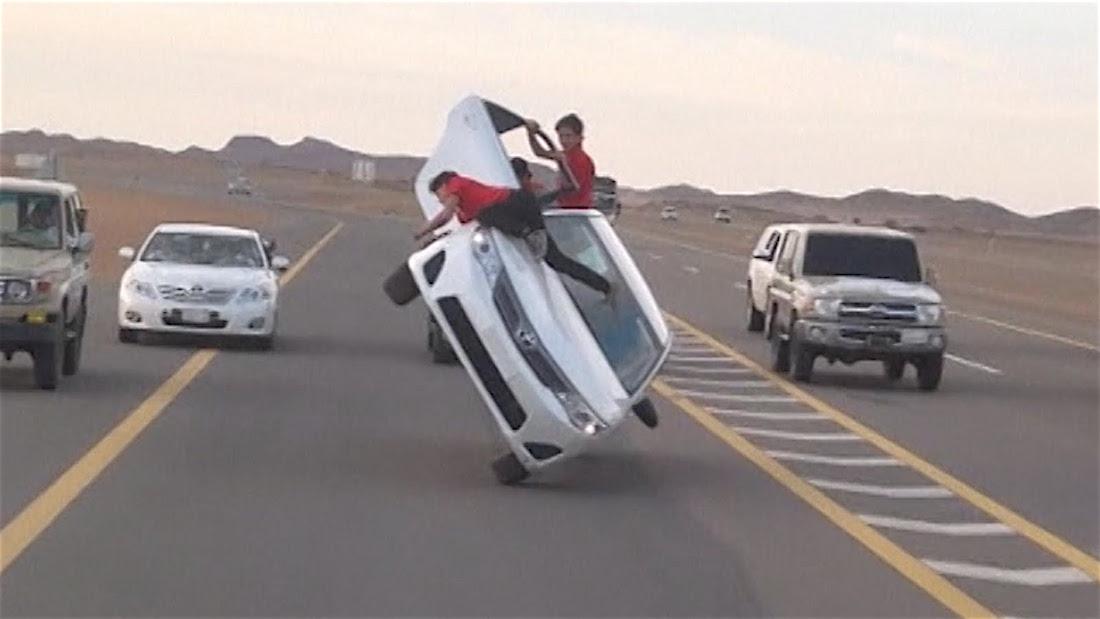 Traffic Laws in Saudi Arabia Between Infraction and Enforcement, Traffic Laws in Saudi Arabia Between Infraction and Enforcement