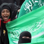 Saudi Change of Women's Sporting Right