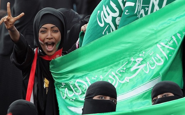 Saudi Change of Women's Sporting Right, Saudi Change of Women's Sporting Right