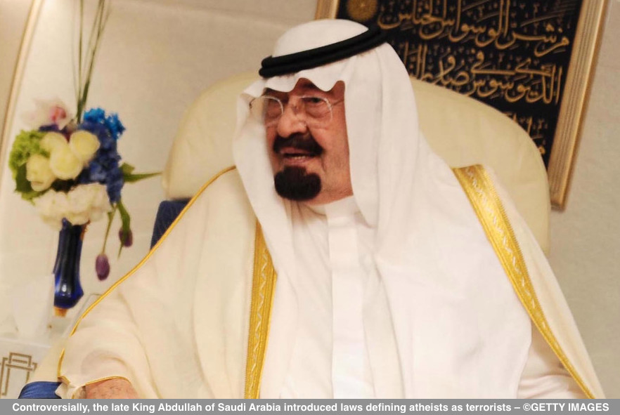 Saudi King Abdullah bin Abdulaziz died at age 90