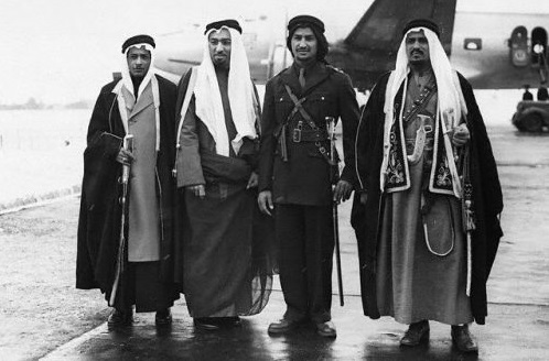 140 Years of Saudi Arabia in Photographs