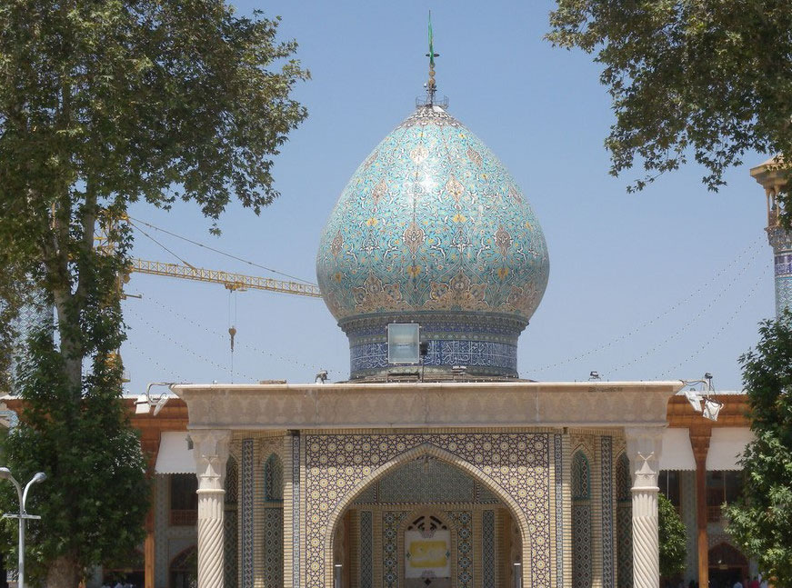 Mosque Iran, Mosque in Iran Makes Your Jaw Drop