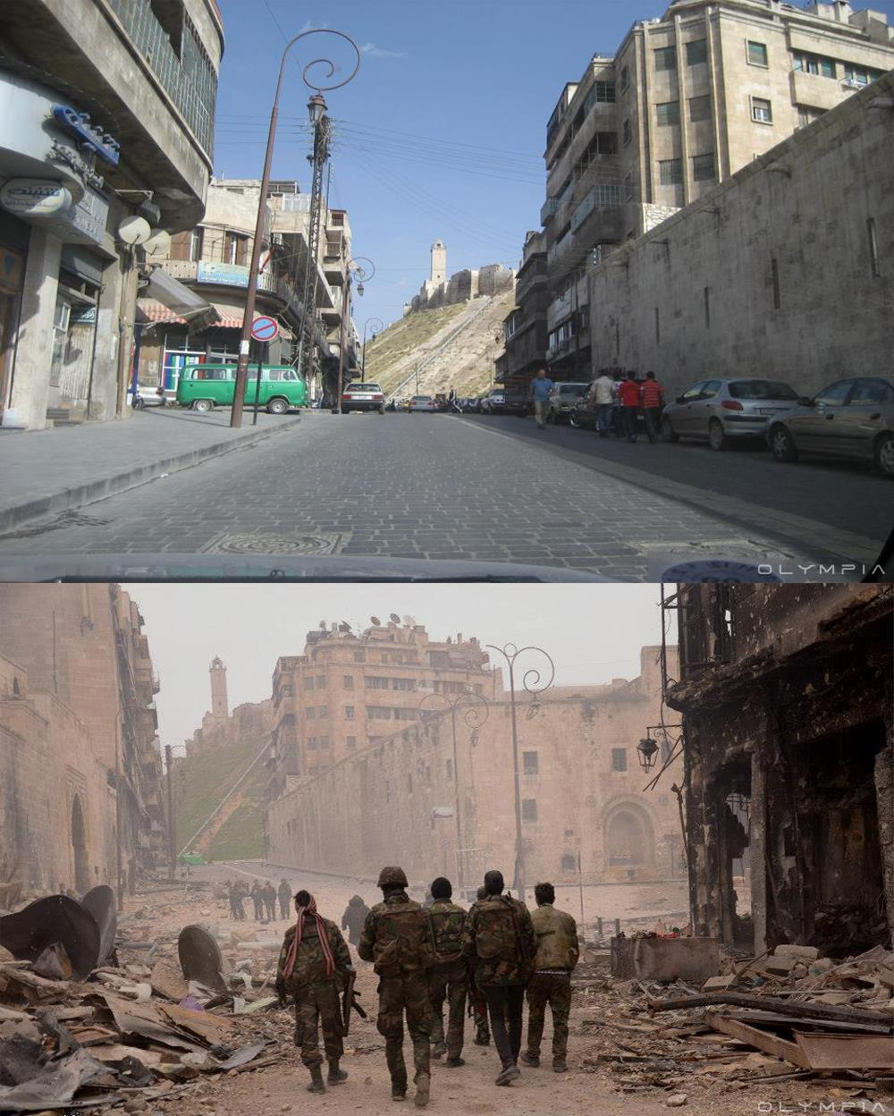 Aleppo: Symbol of Action and Inaction, Aleppo: Symbol of Action and Inaction, Middle East Politics & Culture Journal