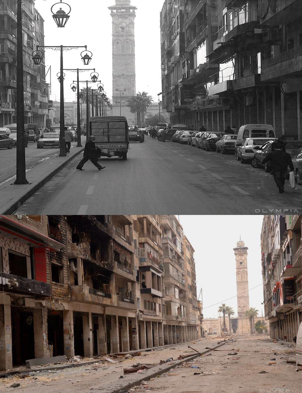 Aleppo: Symbol of Action and Inaction, Aleppo: Symbol of Action and Inaction