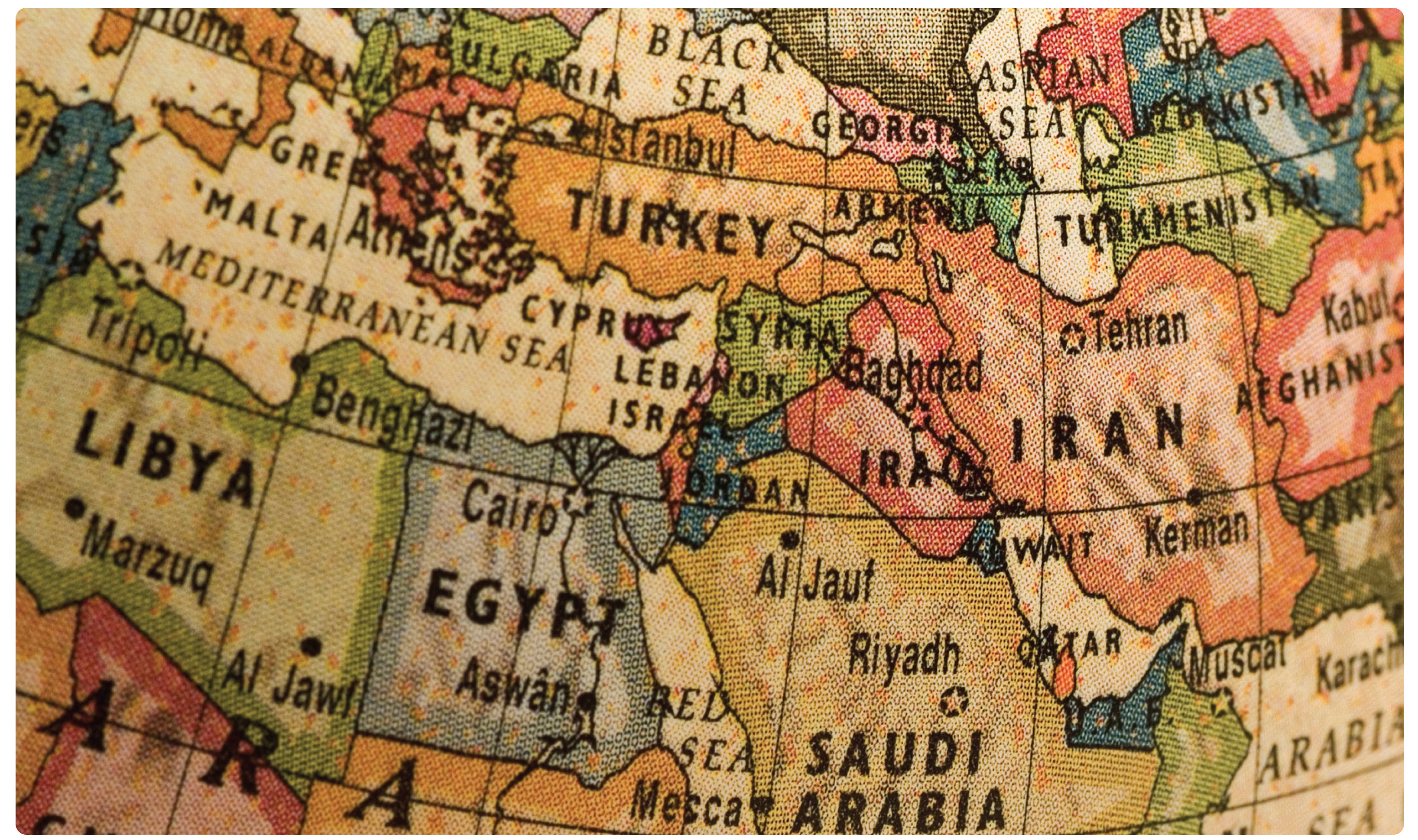 What to Be Improved in the Arab World? Image ©: Wayne Owens Chair Tanner Humanities Center The University Of Utah
