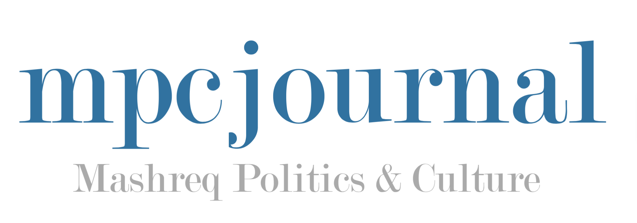 Mashreq Politics & Culture Journal