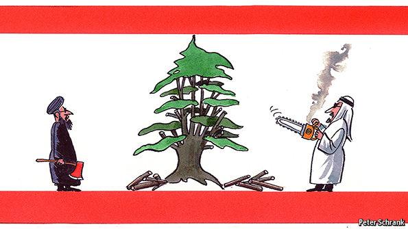 The state of Lebanon, The state of Lebanon