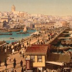 Final Days of Ottoman Empire's Istanbul in Coloured Pictures