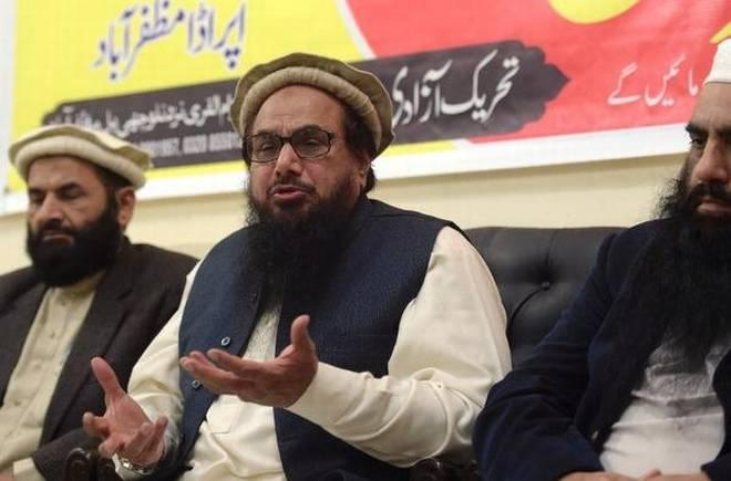 Detained Pakistani Militant Goes Into Politics Image ©: Azaz Syed