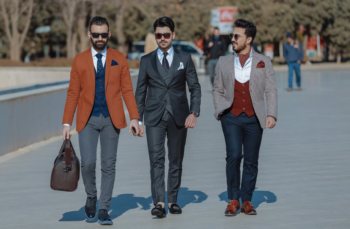 Mr. Erbil: Kurdish Dandies Start Iraq's First Fashion Club