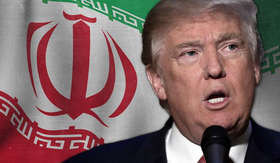 Trump Fuels Fire Tackling Iran, Trump Fuels Fire Tackling Iran