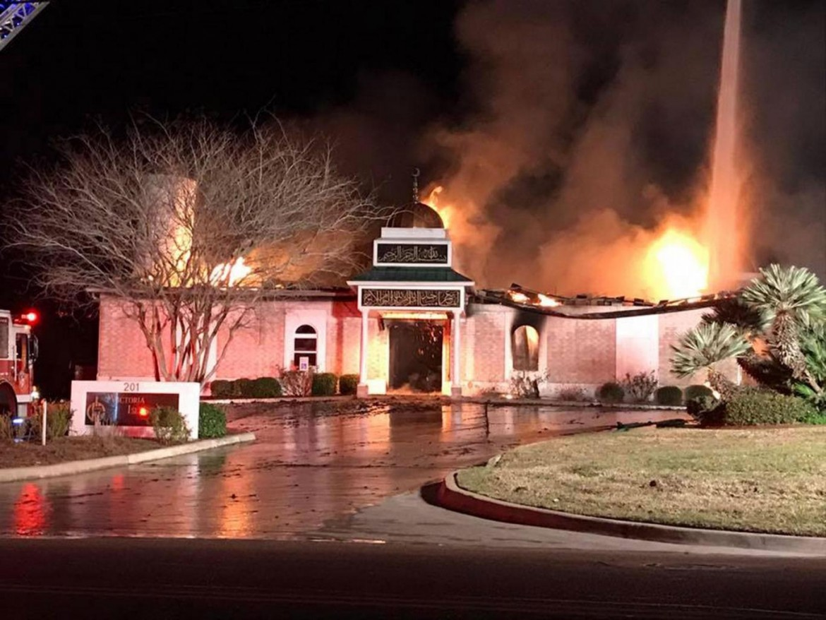 The Victoria Islamic Center in Texas - Source: http://www.independent.co.uk