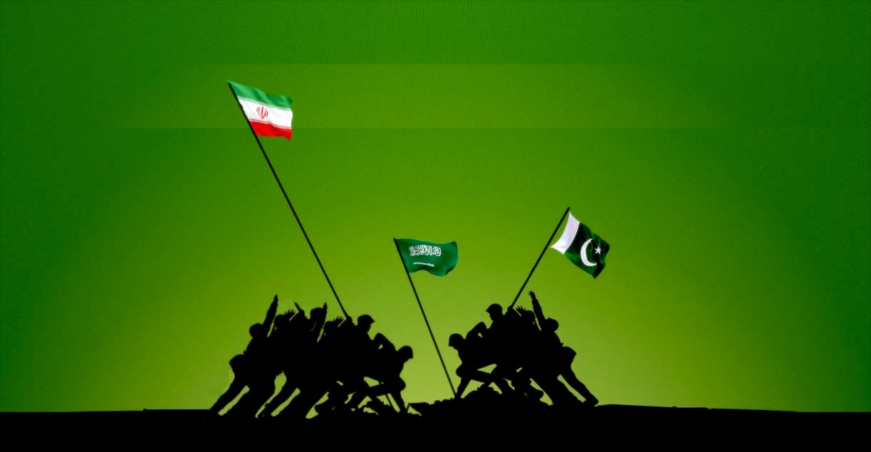 Pakistan - Saudi - Iran