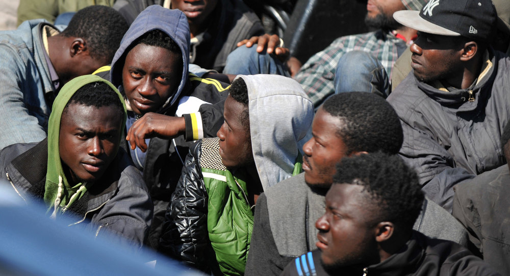 Migrant Slave Trade Is Booming in Libya, Migrant Slave Trade Is Booming in Libya