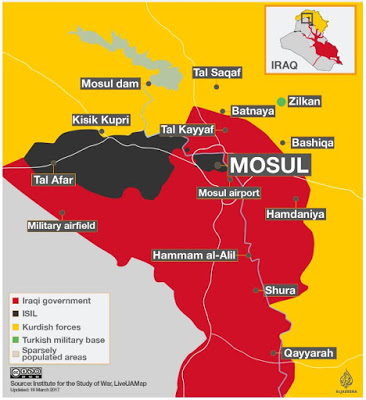 Iraqi Prime Minister al-'Abadi in Washington - some realities