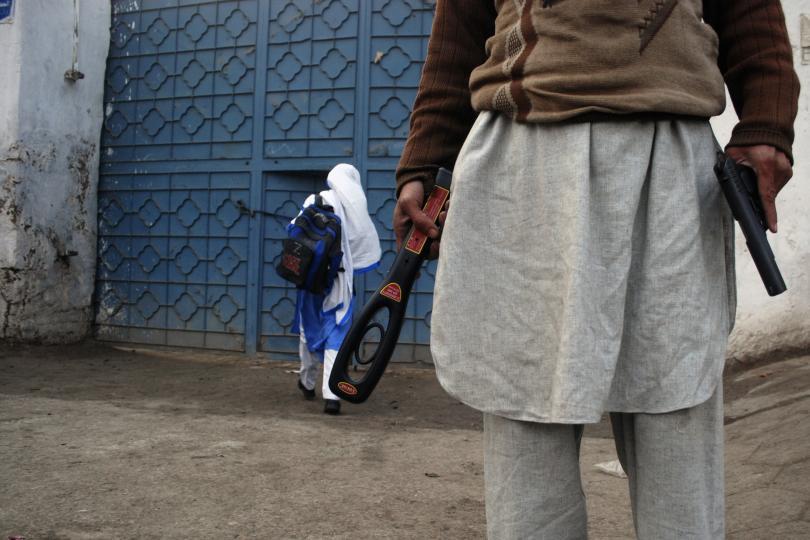 Photo: Reuters/Khuram Parvez