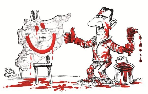 Assad in the Ascendant?, Assad in the Ascendant?